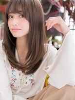 ■大人かわいい小顔ニュアンスストレート10★北浦和20代30代40代