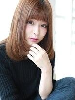 アグ ヘアー ナイン 東三国店(Agu hair nine)お手入れ簡単☆自然なストレートロブディ