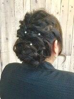 ヘアースペース ムーン(Hair Space MOON)入学、卒業,パーティー 結婚式のヘアセットはムーンにどうぞ!