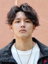 フリリ 新宿(Hulili men's hair salon)StreetMIX WAVE