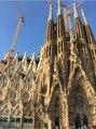 トリッカ 代官山(tricca)バルセロナ旅行!国内外旅行大好きです