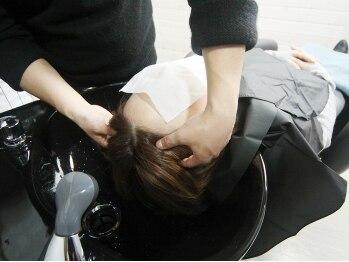 リヴレの写真/ショートスパ¥3000~★頭皮に溜まった汚れをスッキリ落として、清潔で健康的な頭皮へ!!