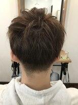 ヘアー チクタク(Hair Ciku-taku)アッシュ×2ブロック