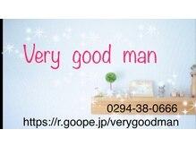 ヘアーメイクベリーグッドマン(Very good man)