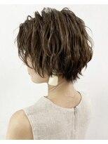 ソース ヘア アトリエ 京橋(Source hair atelier)【SOURCE】ツイストスパイラルショート