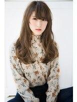 リル ヘアーデザイン(Rire hair design)【Rire-リル銀座-】ヌーディ艶ウエーブ☆