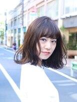 バルベストーキョー(BARBES TOKYO)【BARBES 土屋諒将】大人愛されモテボブ