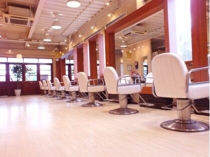 ヘアーヴィーヴル 沖浜店 Hair Bivre 画像