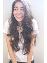 ジル ヘアデザイン ナンバ(JILL Hair Design NAMBA)春夏スタイル♪ナチュラルウェービーロング