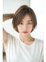 ジョエミバイアンアミ(joemi by Un ami)【joemi】大人かわいいひし形ショートボブスタイル(小倉太郎)