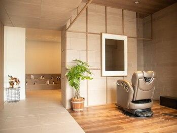 レッドリリー(red lily)の写真/【幕張】2人の女性スタイリストが提供する、温かくて優しい空間にうっとり♪こんな美容室が欲しかった*