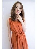アンネ 心斎橋店(ANNE)色っぽ×ハイ透明感カラー