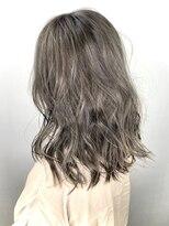 ソース ヘア アトリエ 京橋(Source hair atelier)【SOURCE】ハイライトグレージュ