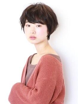 スタイル 成城学園前(STYLE)の写真/白髪カバーもお洒落に♪丁寧なカウンセリングでイメージを共有し、卓越した技術で理想以上の仕上がりに!