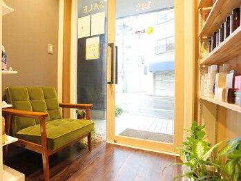 リンクス ヘアーアンドリラックス(Link's Hair&Relax)の写真/平日の時間を有効活用して落ち着いた空間でお得に可愛くなれる◎