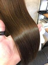 ソレイユハチジュウハチ(SOLEIL88)髪質改善Rekera