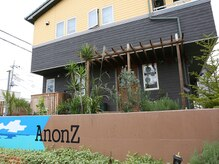 サロン アノンズ(Salon AnonZ)の雰囲気(【東鷲宮駅東口より徒歩5分】朝9:00~営業しています。)