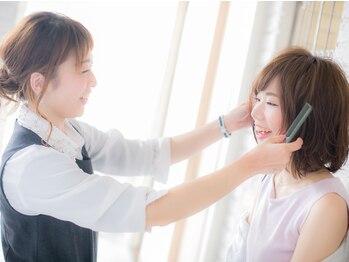 カノン(canon)の写真/《下北沢駅30秒》顔・頭の形・雰囲気に合わせたスタイリングで、今までと違った魅力を引き出す♪