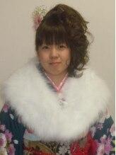 ジュニア HAIR FACTORY Junior成人式セット