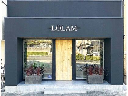 ローラム(LOLAM)の写真