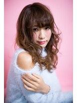ヘアーメイクビロー タカマツ(Hair Make Billow Takamatsu)外国人風ガーリーwave