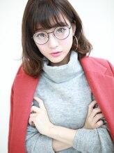 アグ ヘアー エミュ 和歌山駅前店(Agu hair emu)スポンテニアス☆モテ大人ヘア