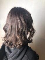 フレア ヘア サロン(FLEAR hair salon)春にピッタリ☆ピンクアッシュのグラデーション