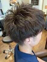 テトラ ヘアー(TETRA hair)2ブロックショート