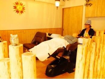 パルケ(Parque)の写真/【2周年☆住吉駅スグ】夢シャンプー台で叶える『とろけるSPA』♪寝てしまう程気持ちいいと評判★