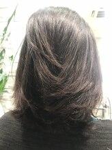 ラルースヘア(la luz HAIR)気品あふれるふんわり系ソフトワンレン
