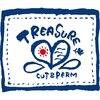美容室トレジャー(TREASURE)のお店ロゴ