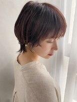 カイコヘアーアンドアートスタジオ(kaiko hair&art studio)ennui wolf hair