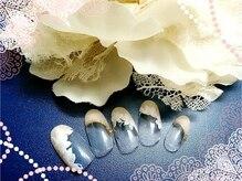 ネイルサロン併設♪【Nail salon Hana】自爪に優しジェル使用☆初回利用20%OFFでご利用できます。