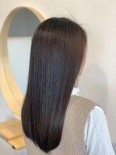 ヘアーサロン 銀【大垣美髪】うるつや美髪スタイル