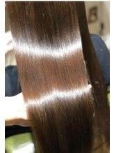 美髪エステをする事で結果[熊本/中央区/上通り/並木坂/髪質改善