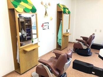 コヨリ(Coyori)の写真/1階のCOYORIはそのまま、2階に新しくサロンスペースOPEN!髪質改善、ヘアループなど新メニューも続々追加☆
