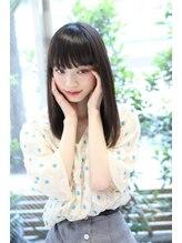 ヘアーメイクミキ 上野本店(hair make MIKI)サラサラ ストレート