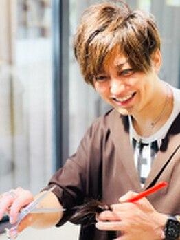 ヘアーパーチ(HAIR perch)の写真/お客様との時間を大切に☆1人のスタイリストが仕上げまで担当。お悩み、希望、なんでもお聞かせ下さい