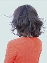 ユニカ ヘアー(UNICA hair)尾道市 人気 UNICA ブルージュカラー グラデーションカラー