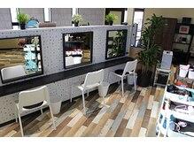 デイリーカラーミカラ 平井店(daily-color mikara)の雰囲気(ブローブース)