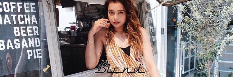 ブレンド(blend)のサロンヘッダー