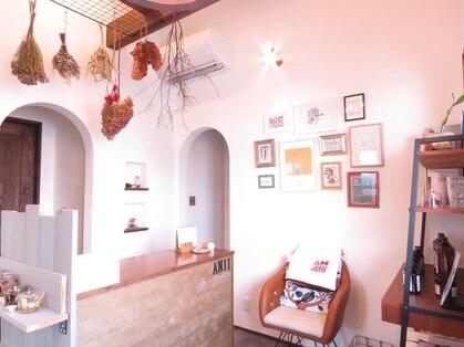 ANJI hair salon