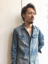 ヘアーアンドメイク クリース 福岡店(hair&make CRECE)野崎 誠一郎