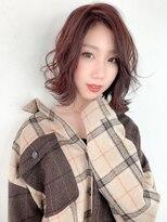 モッズ ヘア 海浜幕張店(mod's hair)軽ふわミディ