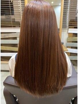 アリシアヘアー(ARISHIA hair)髪質改善 さら艶 艶髪ストレート 【アリシアヘアー 那珂】