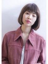 ゼロニイロク(026)《026style》ラフかわいい王道愛されボブ【中村 祥雄】