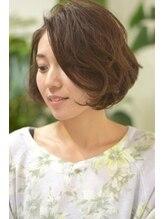 ヘアースタジオアルテ(hair studio Arte)ふんわり☆無造作ボブ