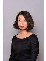 大人ナチュラルボブ【ANGELE 2013-14A/W】
