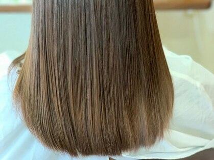 スモック ヘアーデザインファクトリー(smuk hair design factory)の写真