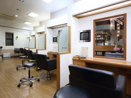 HAIR MAKE air Zentrale【ヘアーメイク エアー セントラーレ】